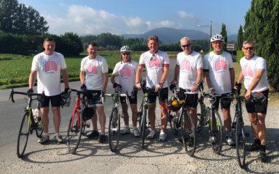 Fundraising Bike Ride