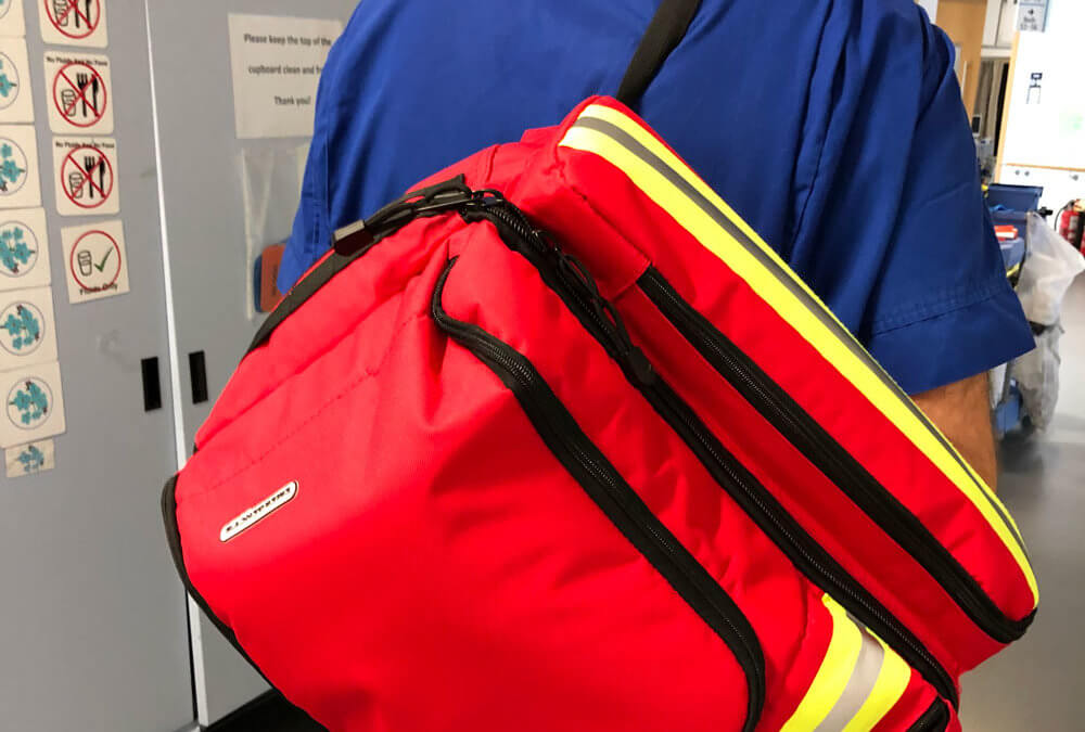 Portable Rucksack